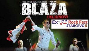Ex yu rock festival Starčevo