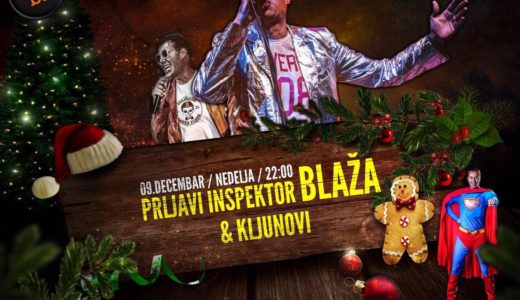 Blaža i Kljunovi u Wurst Platz baru