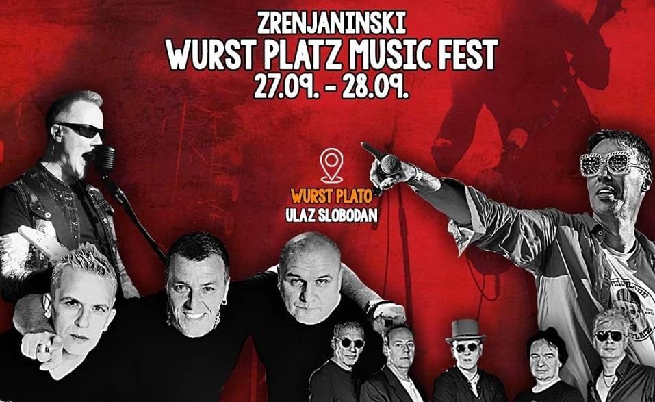 Wurst Platz Zrenjanin Fest